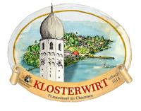 Klosterwirt / Fraueninsel Logo